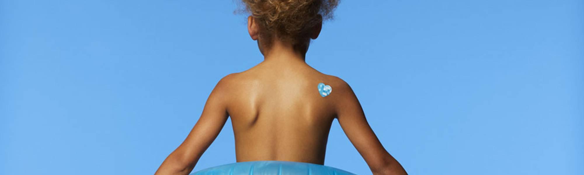 Larocheposay ArticlePage Sun Aurinkosuojat lapsille Kuinka suojata lapsia