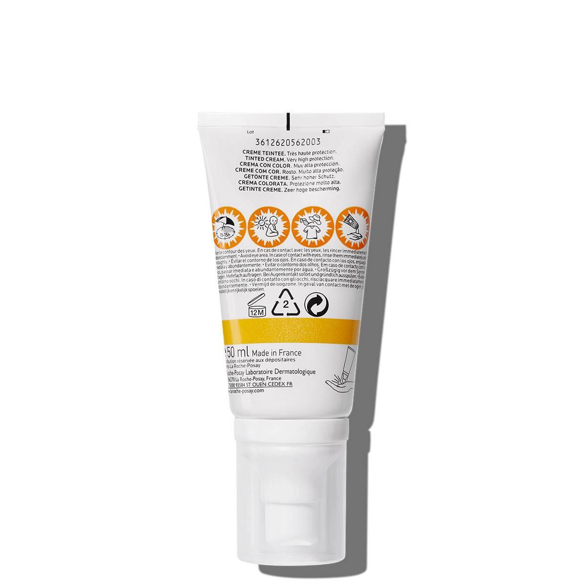 La Roche Posay Tuotesivu AurinkoAnthelios Pigmentation Tinted Cream Spf