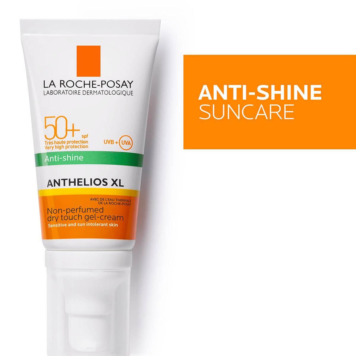 La Roche Posay Tuotesivu Aurinko Anthelios XL Dry Touch Gel Spf50 50ml F