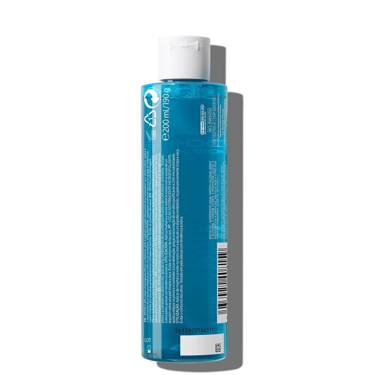 La Roche Posay Kasvojenhoito Effaclar Micro Exfoliating Astringent Toner 2