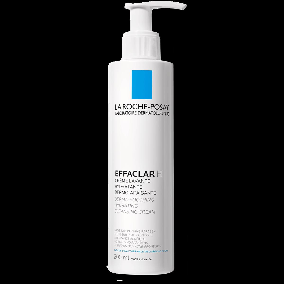 La Roche Posay Kasvojen puhdistustuote Effaclar H Cleansing Cream 200ml 33378753