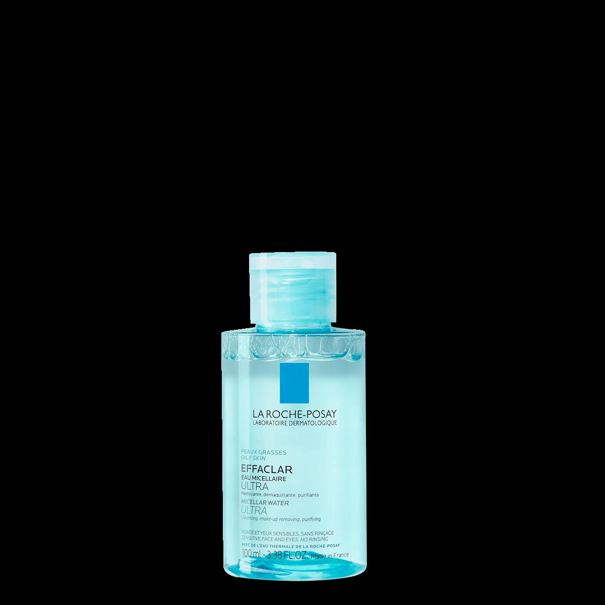 La Roche Posay Kasvojen puhdistustuote Effaclar Micellar Water Ultra 100ml 33378