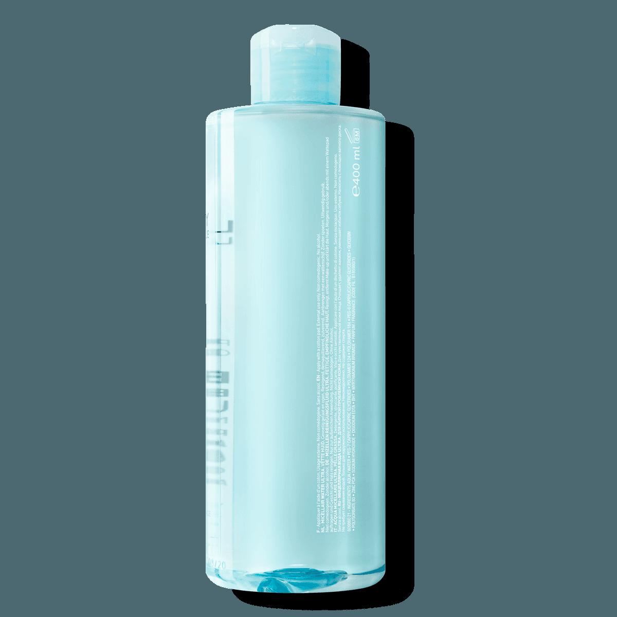 La Roche Posay Kasvojen puhdistustuote Effaclar Micellar Water Ultra 400ml 33378