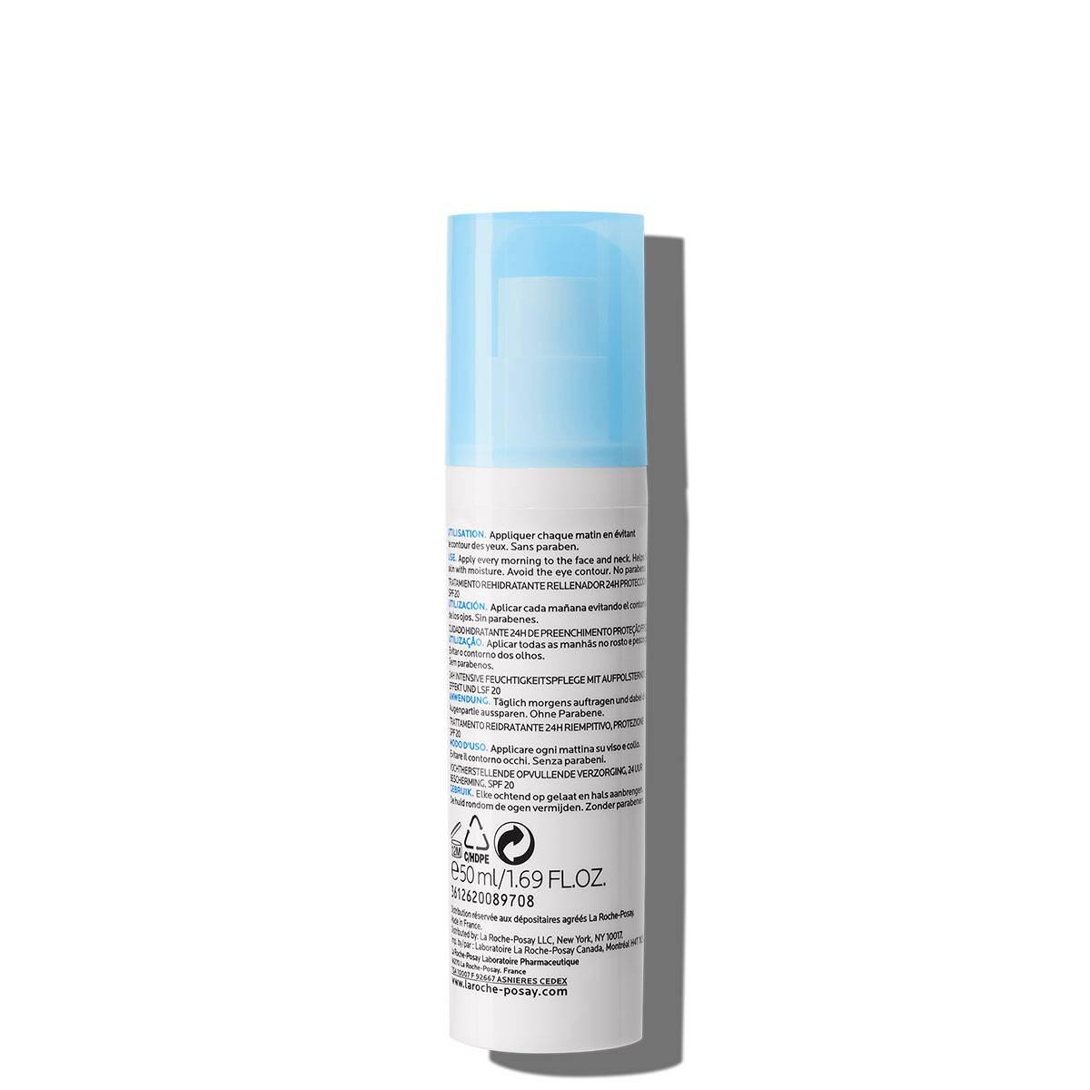 La Roche Posay Tuotesivu Hydraphase UV Intense Rich Spf20 50ml 33378
