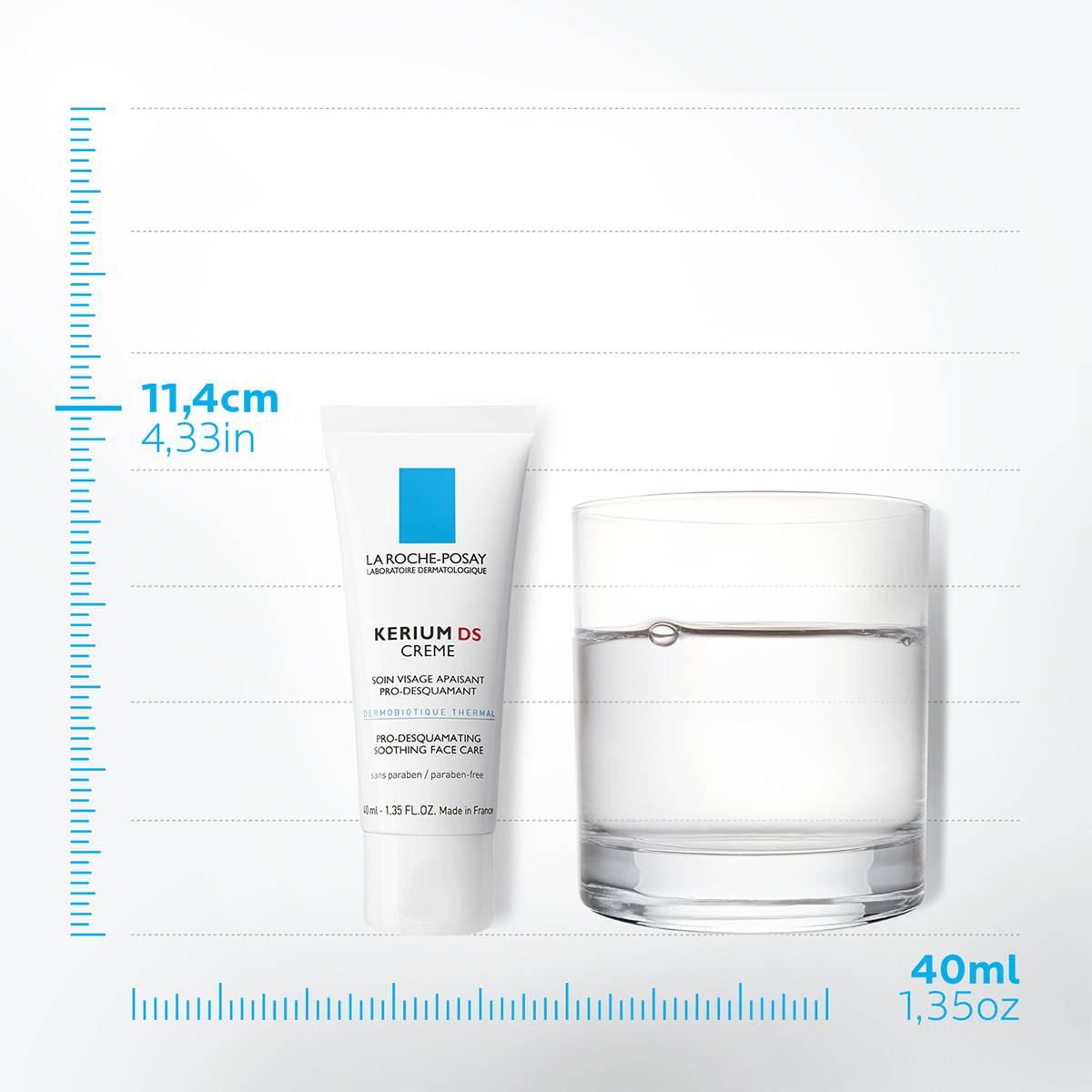 La Roche Posay Tuotesivu Kerium DS Face Cream 40ml 3337872411793