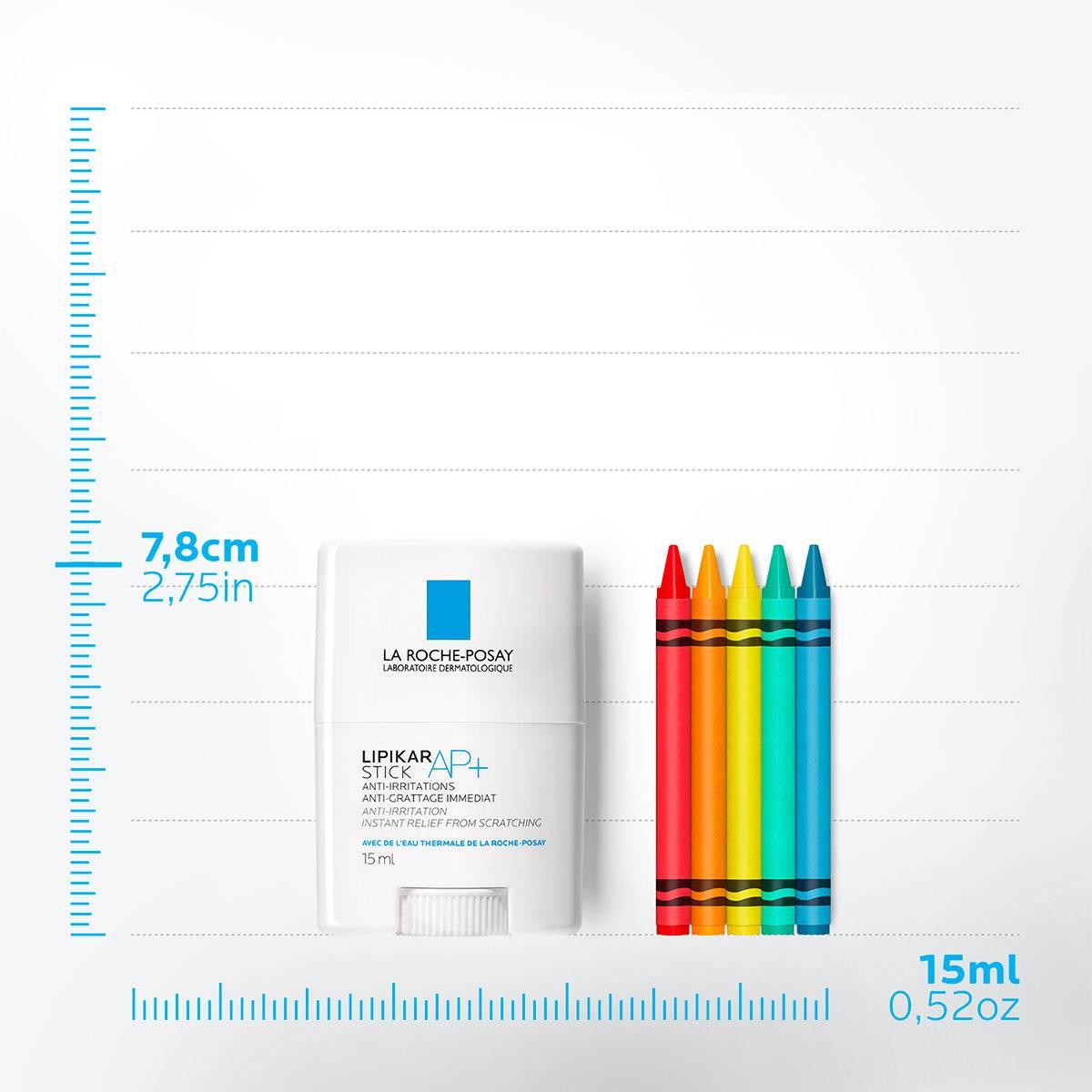 La Roche Posay Tuotesivu Epäpuhtauksiin taipuvaisuus Lipikar Stick AP 15ml 3337875566254