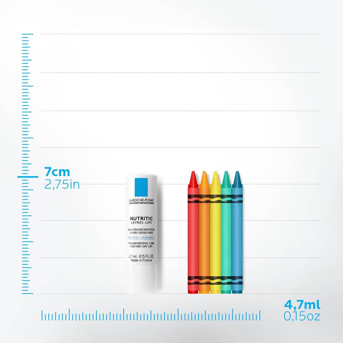 La Roche Posay Tuotesivu Lip Balm Nutritic Lips Transforming Care Ve