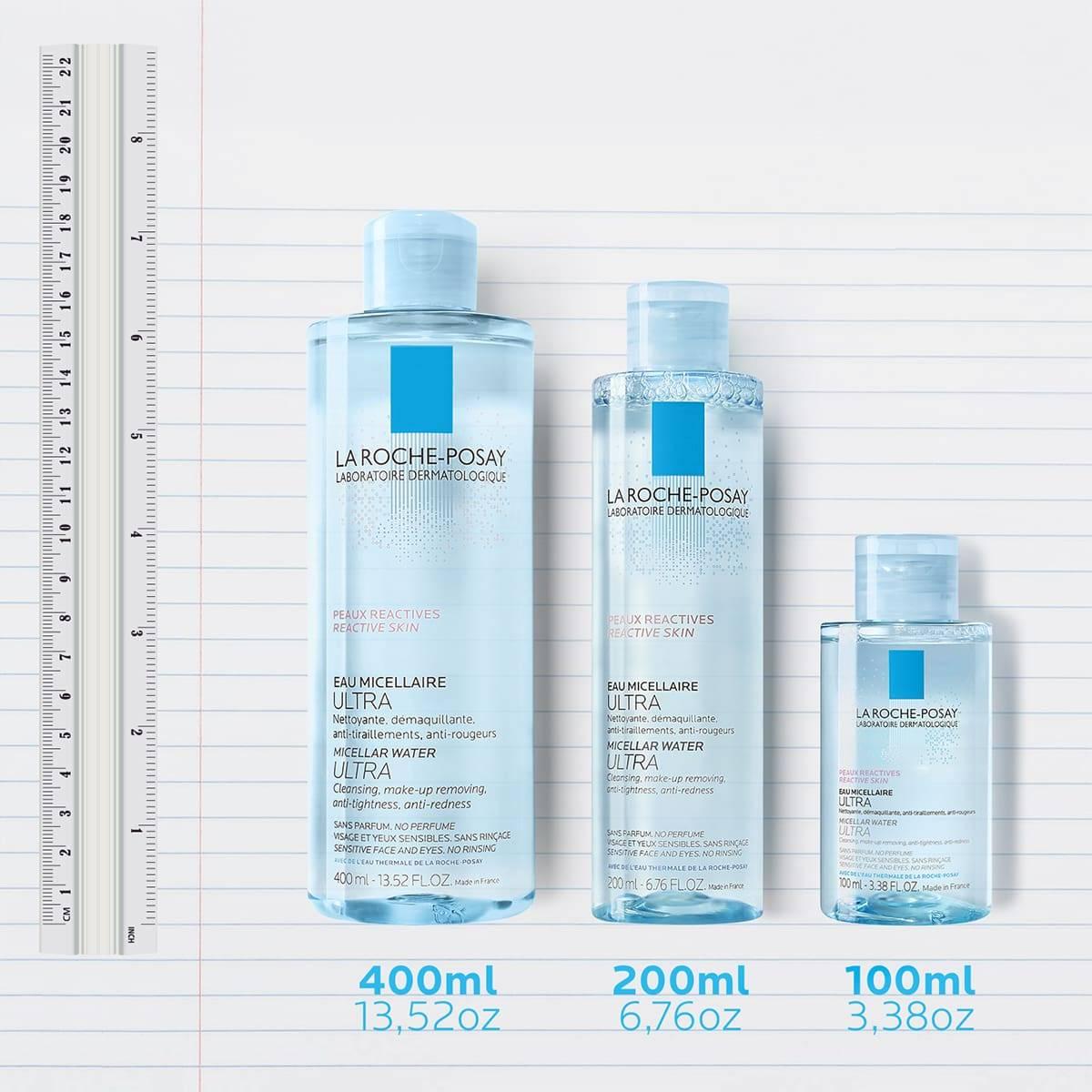 La Roche Posay Tuotesivu Micellar Water Ultra Family 3337875528108 3