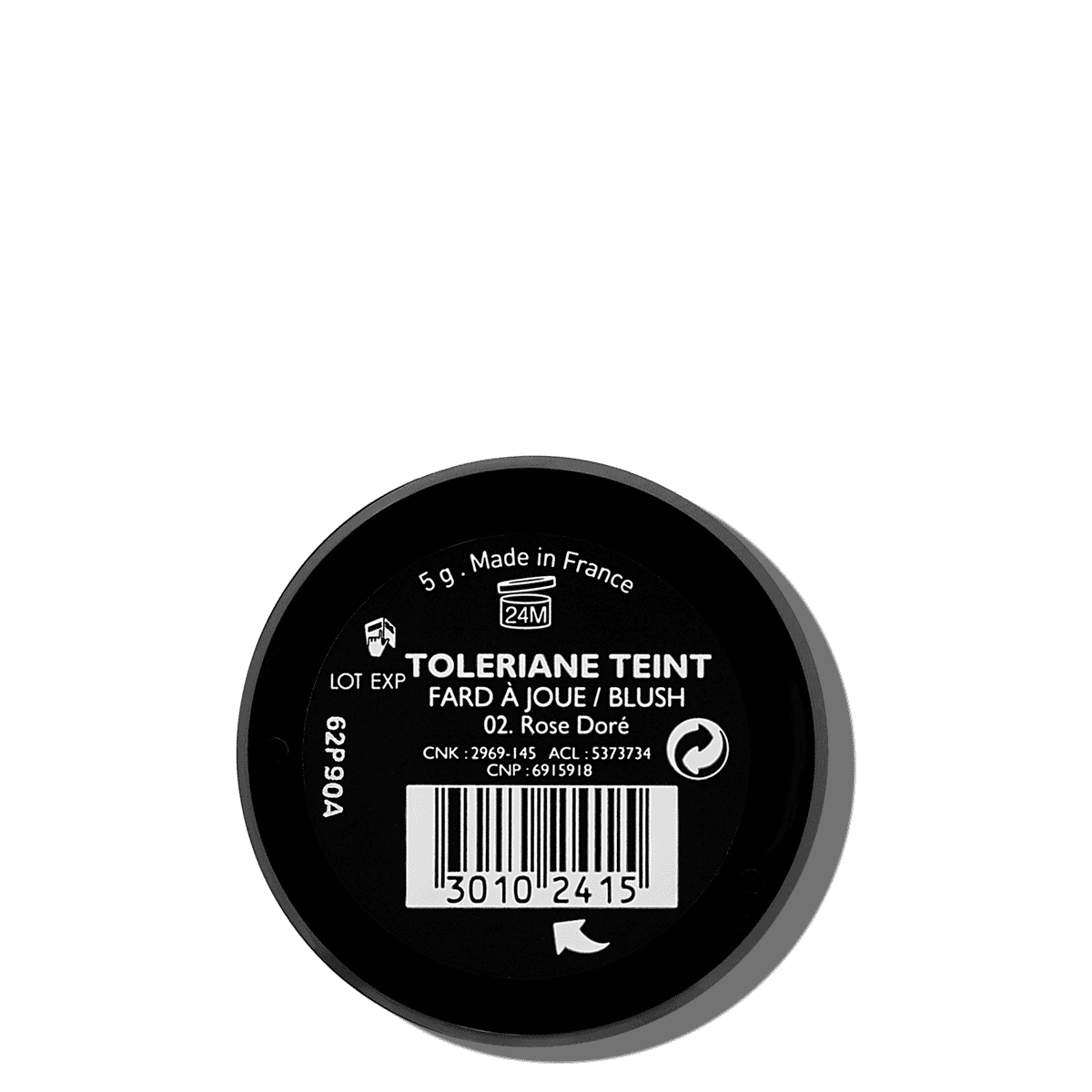La Roche Posay Herkkä Toleriane Make up BLUSH GoldenPink 30102415 B