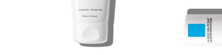 La Roche Posay anti aging nutritic-sarja sivun yläosa