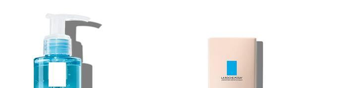 La Roche Posay rosaliac-sarja sivun alaosa